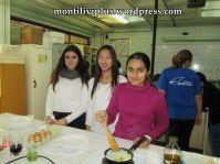 montilivi plus institut girona pràctiques laboratori internivells ous ferrats de color verd 03