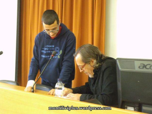 montilivi plus institut girona visita escriptor Miquel Arguimbau 04